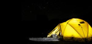 yellow-tent
